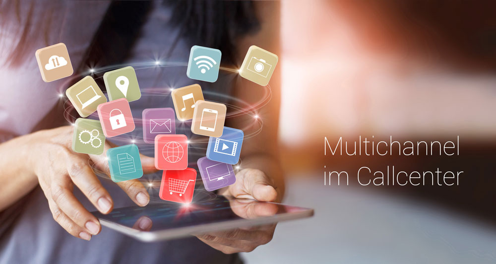 multichannel callcenter software